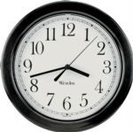 "8-1/2"" Quartz Wall Clock"