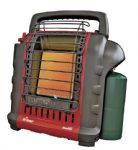 Portable LP Gas Buddy Heater