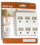 Power Tap 2 To 6 Outlet