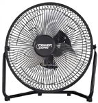 "8"" High Velocity Fan 3-Speed"